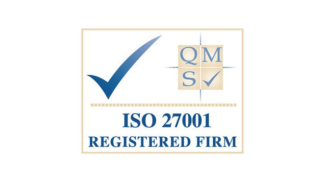 Recruitive Software Are ISO Registered Firm