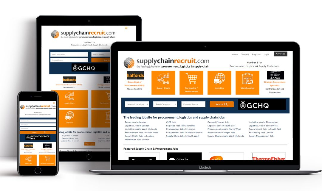 Procurement, Logistics & Supply Chain Jobsboard, SupplyChainRecruit.com