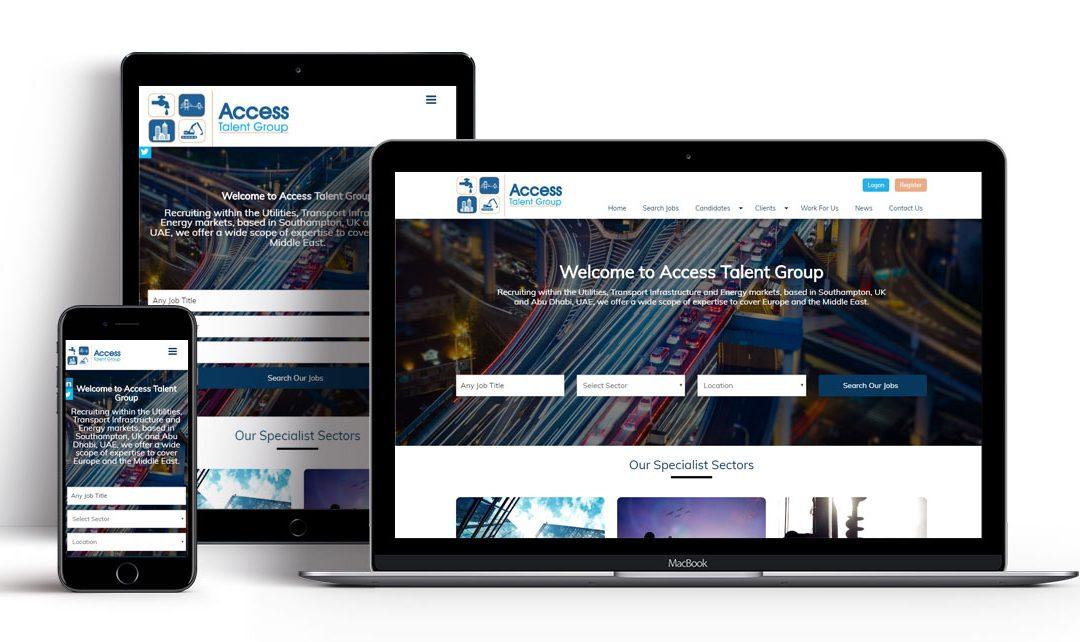 Access TG, Utilities, Transport & Energy Recruitment