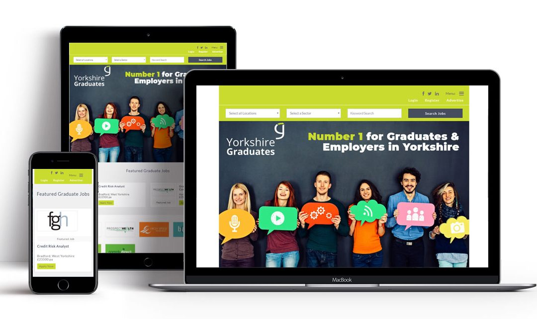 Graduate Recruitment Jobsboard, Yorkshire Graduates