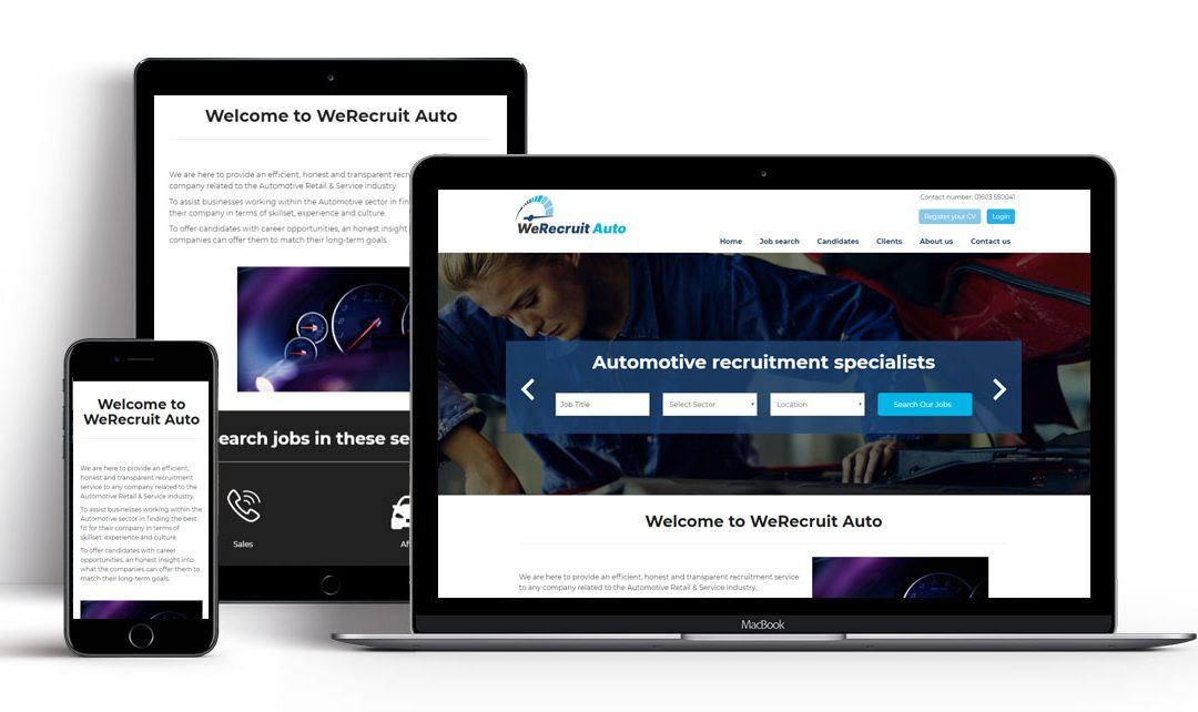 Automotive Recruitment Specialists, WeRecruit Auto