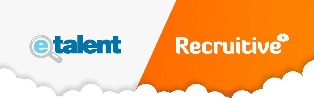eTalent Partners With Recruitive