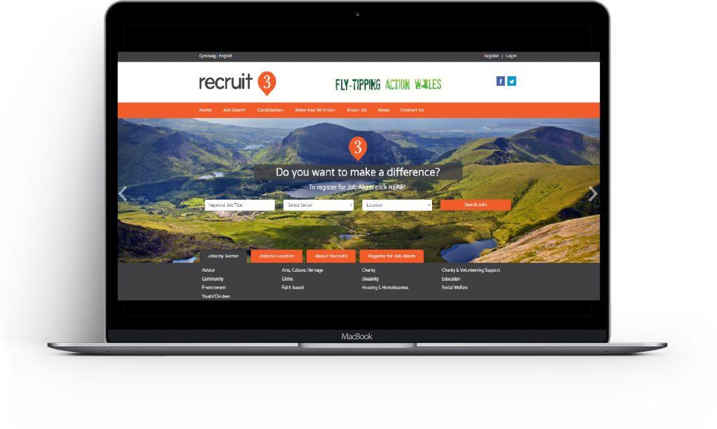 Recruit3 Recruitment Website