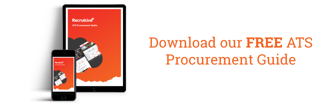 Recruitive's Free Downloadable ATS Procurement Guide