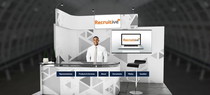 IHR Live Virtual Recruitive Stand