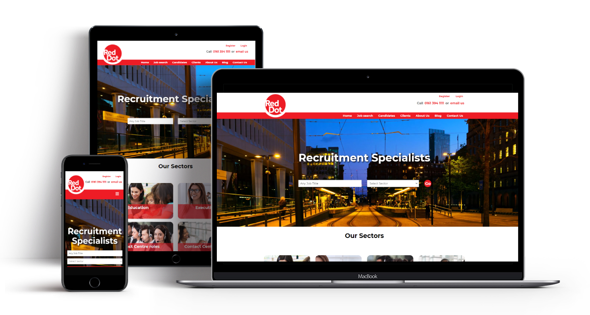 Red Dot Recruitment ATS, Recruitment Website & Job Mate Multi-Job Posting Tool