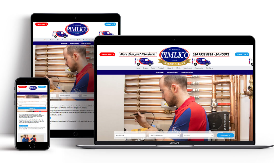 Enhanced Recruitment Solutions for Pimlico Plumbers!