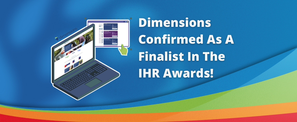Recruitive - Dimensions confirmed as finalist in the In-House Recruitment Awards